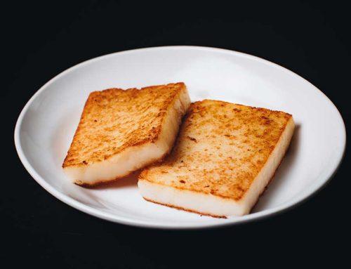 Radish Cake/香煎蘿蔔糕/大根もち