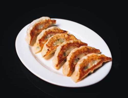 Gyoza Pan Fried Dumpling/鍋貼