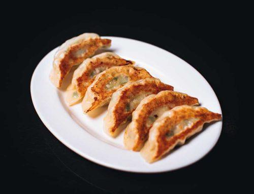 Gyoza Pan Fried Dumpling/鍋貼