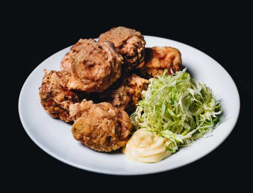 Japanese Style Deep Fried Chicken Ball/日式炸鸡块/鶏の唐揚げ