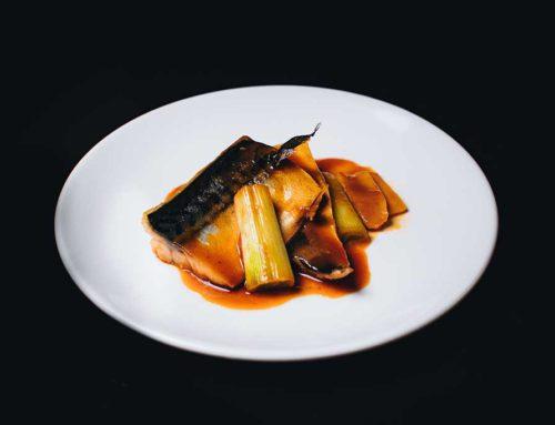 Miso Saba Fish Set/味噌鯖魚定食/みそ入りサバセット