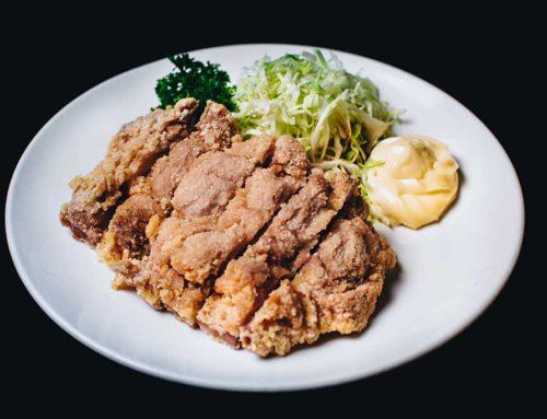 Deep Fried Pork/豬排/チキンカツ